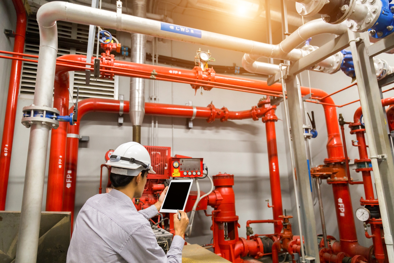 What is a Fire & Life Safety Inspection and Preventative Maintenance Program?