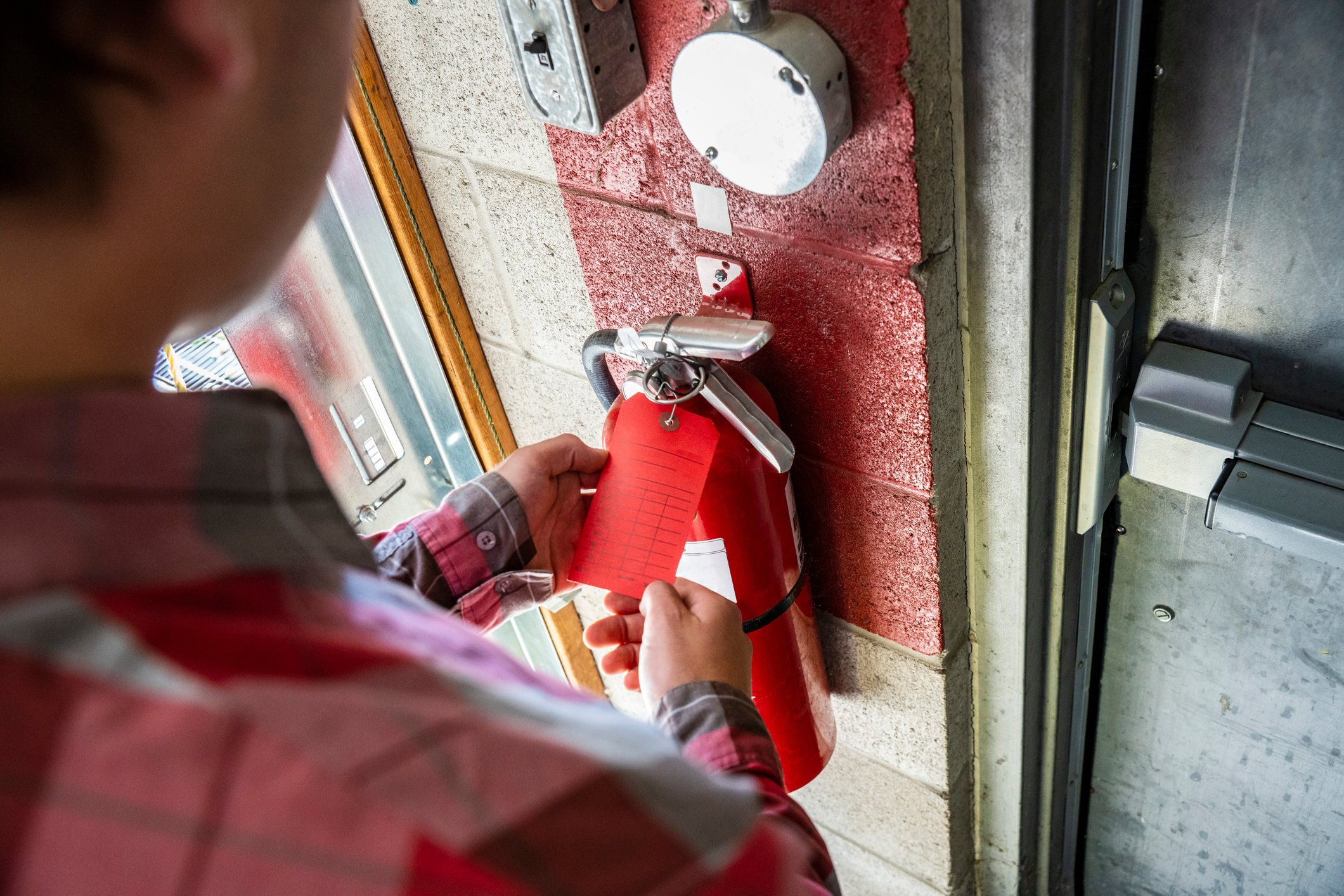 Where Should Businesses Buy Fire Extinguishers in Denver, CO?